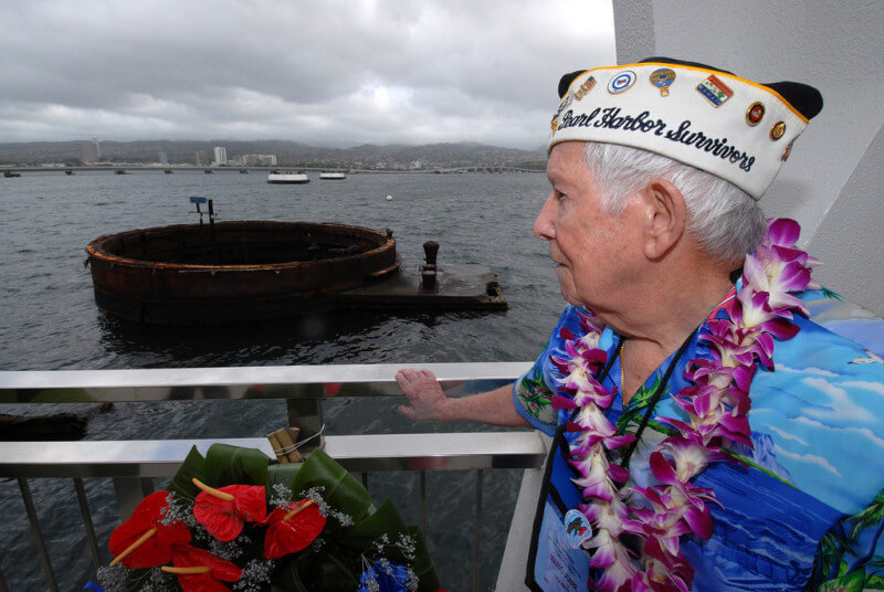 Pearl Harbor Survivor stories about the attack