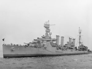 USS Milwaukee (CL-5)